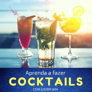 Aprenda a Fazer Cocktails